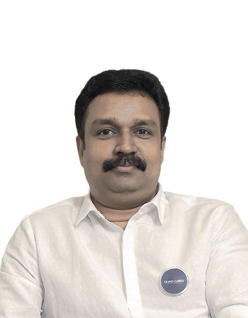 Shanish Kumar P K
