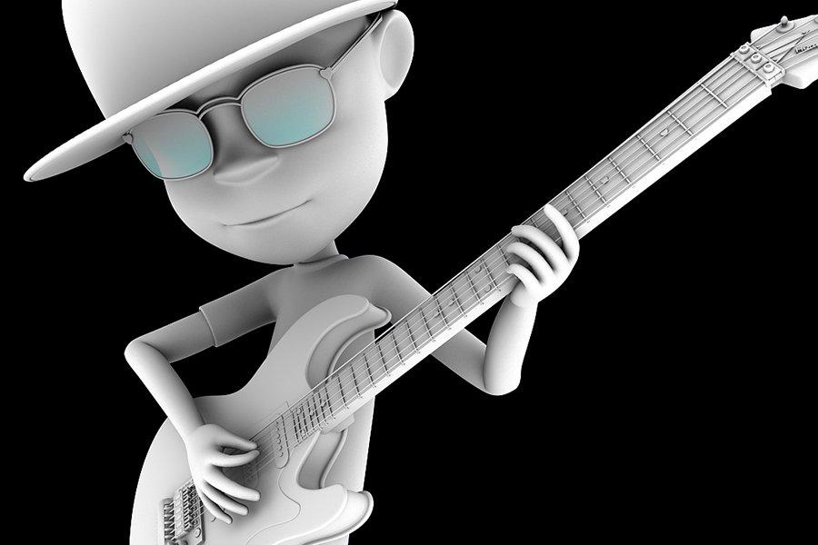 bad monkey - 3D Animation