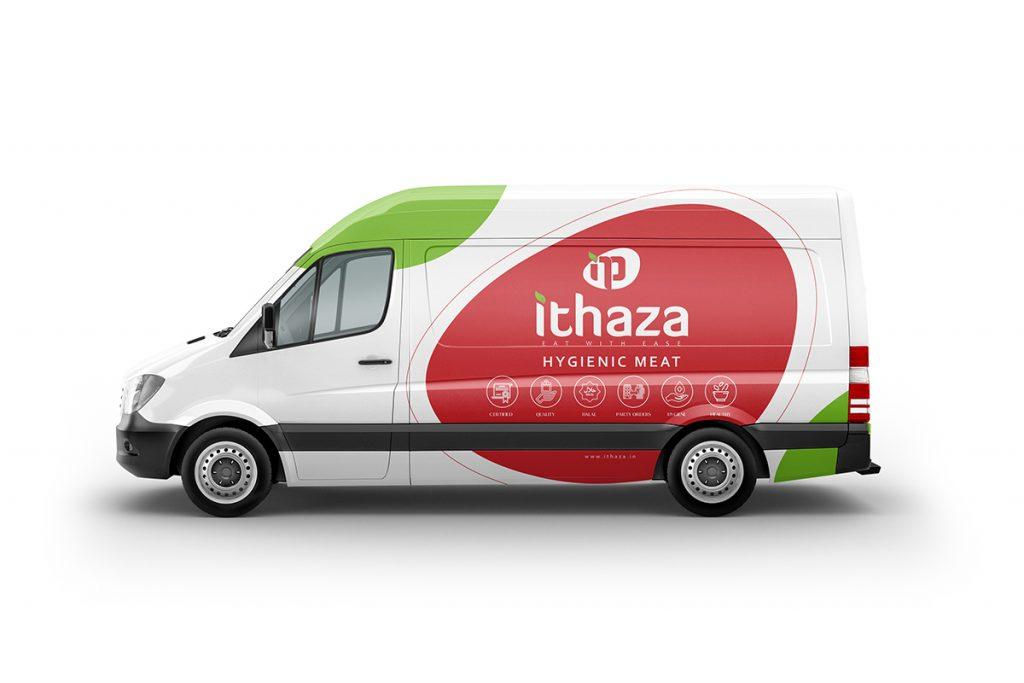 Logo Design / Branding - Ithaza