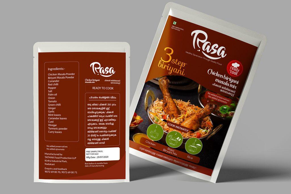 Logo Design & Packaging Design